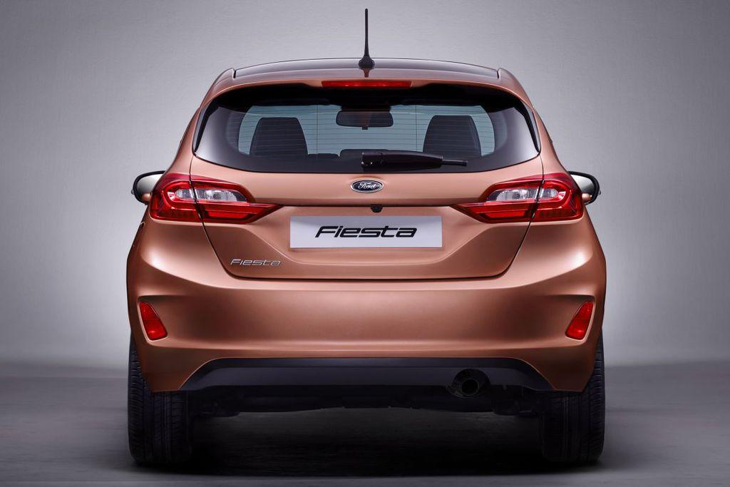 Ford Fiesta 1 0 Ecoboost Titanium  2017   U2014 Parts  U0026 Specs