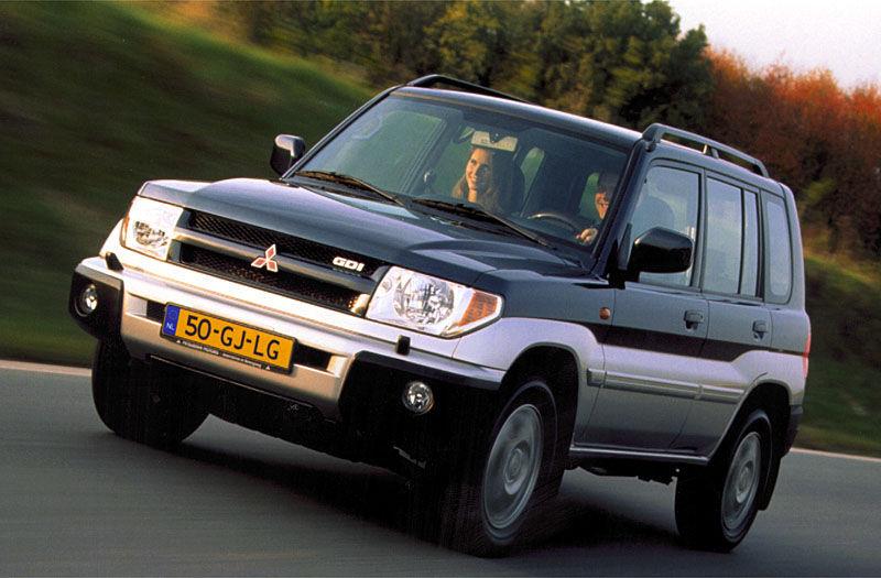 Nietypowy Okaz Mitsubishi Pajero Pinin Long Body 2.0 GDI GLS (2002) — Parts & Specs YH03