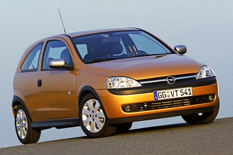 Opel Corsa 1.2 16V, 2001 l.