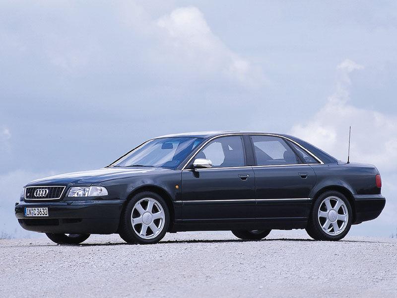 Audi S8 D2 (1997) — Parts & Specs