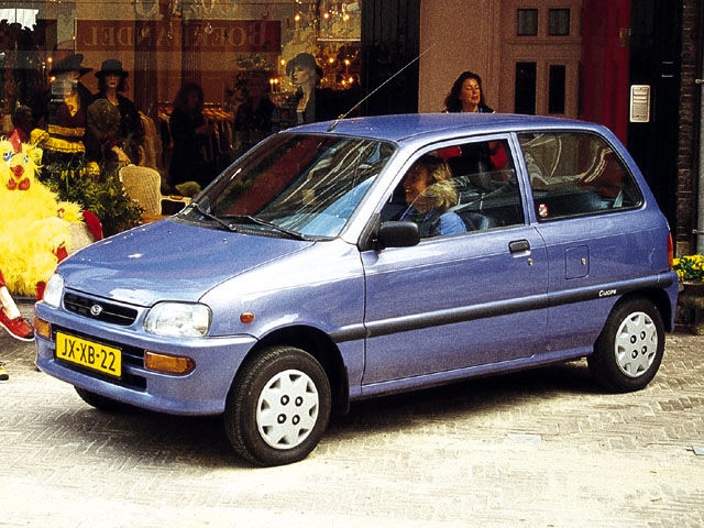 Daihatsu Cuore Life Style  1995   U2014 Parts  U0026 Specs