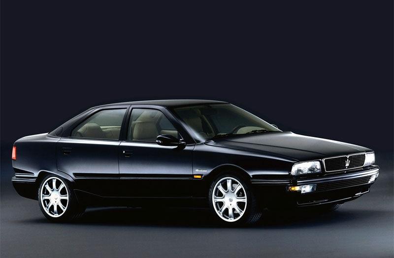 Maserati Quattroporte (1995) — Parts & Specs