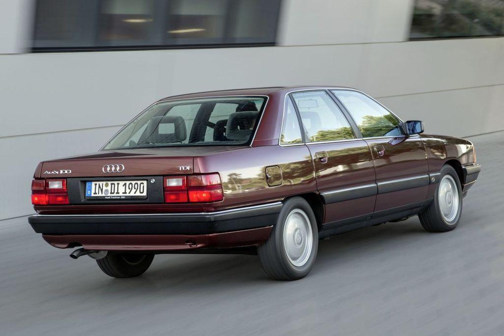 Audi 100 CD 2.3 E C3 (1989) — Parts & Specs