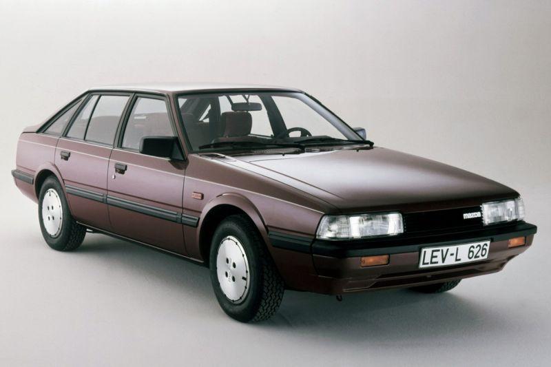 Mazda 626 2 0 Glx  1983   U2014 Parts  U0026 Specs
