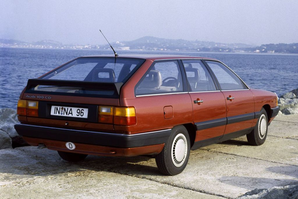 Audi 100 Avant CD 2.0 E C3 (1986) — Parts & Specs