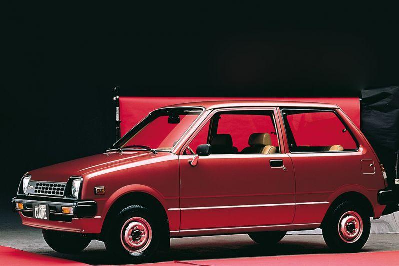 Daihatsu Cuore Sdl  1983   U2014 Parts  U0026 Specs